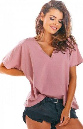 Oversizowa bluzka M203