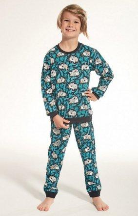 Cornette Kids Boy 264/92 Koala 3 dł/r piżama chłopięca
