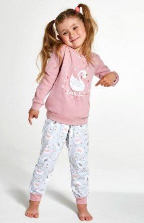 Cornette Kids Girl 387/123 Little Swan piżama