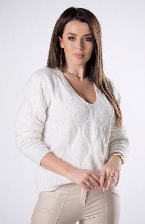 Vittoria Ventini Emma M82992 sweterek cream