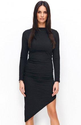 *Numinou NU67 sukienka czarna