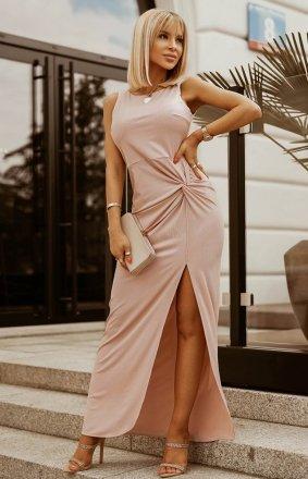 Wieczorowa sukienka maxi 2226-03