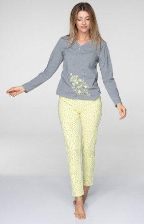 Key LNS 057 B19 dł/r S-XL piżama damska
