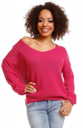 PeekaBoo 30047 sweter fuksja