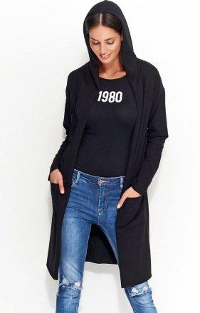 Numinou NU54 bluza czarna