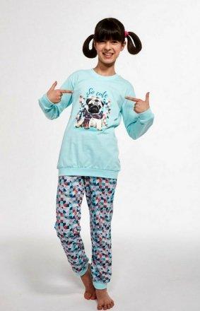 Cornette Kids Girl 594/116 So Cute dł/r 86-128 piżama dziewczęca