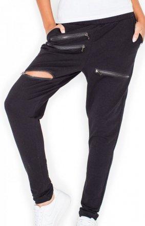 Katrus K333 spodnie czarne