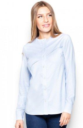 Katrus K391 koszula błękitna