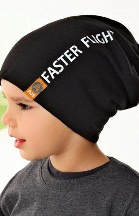 AJS 42-101 dwustronna czapka dla chłopca