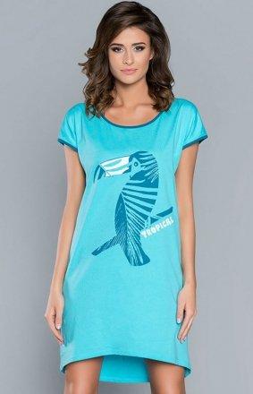 Italian Fashion Tropicana kr.r. nocna koszula