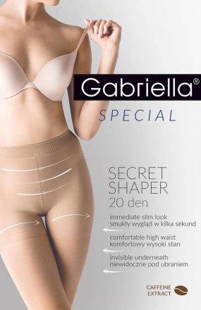 Gabriella Secret Shaper 20 DEN code 717 rajstopy klasyczne