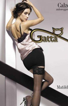 Gatta Matilde pończochy samonośne