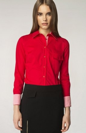 *Nife K36 koszula czerwona