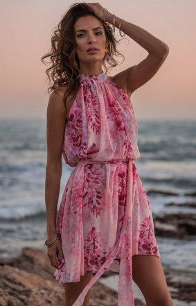 *Letnia szyfonowa sukienka Liv