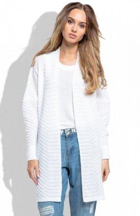FIMFI I258 sweter biały