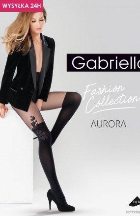 Gabriella Aurora code 370 rajstopy wzorzyste