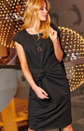 *Sukienka z wiązaniem M471