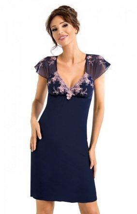 Donna Valentine Dark Blue koszulka nocna