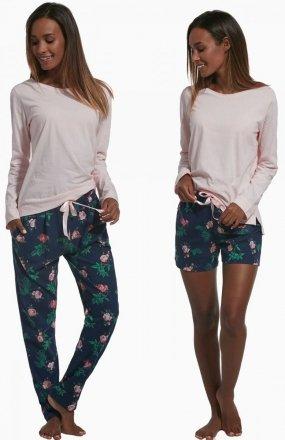 *Cornette 189/206 Roses piżama