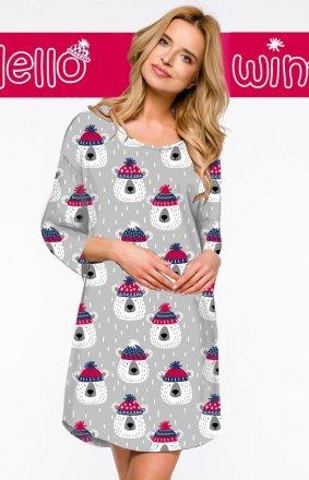 Świąteczna koszula nocna Taro 2351