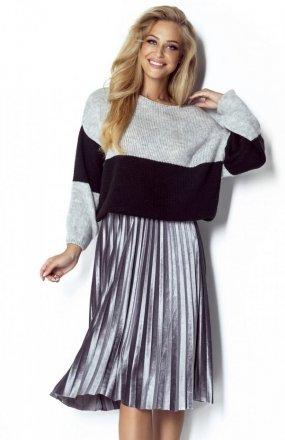 FIMFI I302 sweter czarny