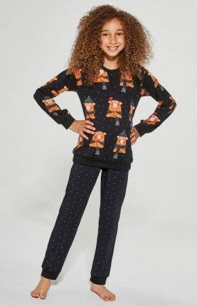 Cornette Kids Girl 996/148 Bear piżama dziewczęca