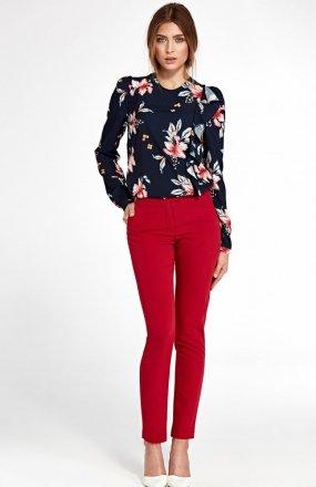 *Eleganckie długie spodnie SD32CZ