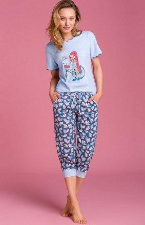 Dwuczęściowa piżama damska PY125