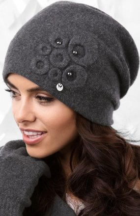 Kamea Nicea czapka damska