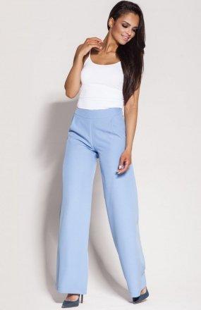 Dursi Gubbi spodnie szwedy niebieskie