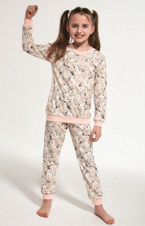 Cornette Kids Girl 032/118 Polar dł/r 86-128 piżama dziewczęca