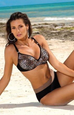 Marko Kostium kąpielowy Stephanie Nero-Tripoli M-522