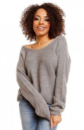 PeekaBoo 30047 sweter szary
