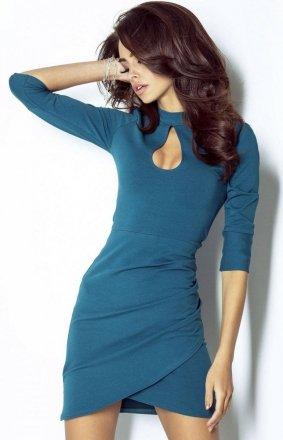 Dopasowana sukienka Simone 210