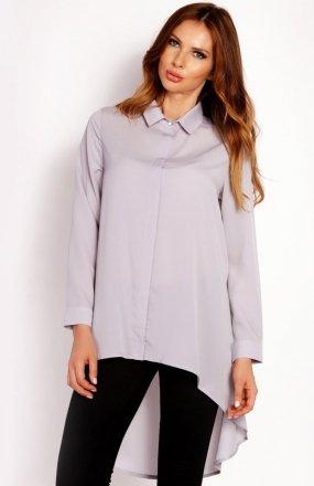 LOU LOU L001 koszula szara