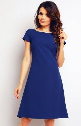 Infinite You M086 sukienka niebieska