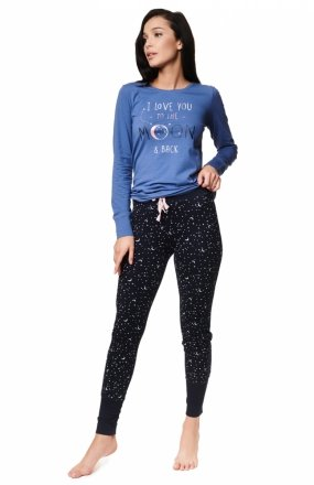 Henderson Ladies Zadie 39225-55X piżama damska