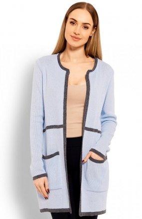 PeekaBoo 40004 sweter błękitny