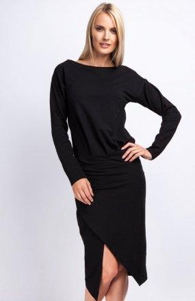Nommo NA177 sukienka czarna