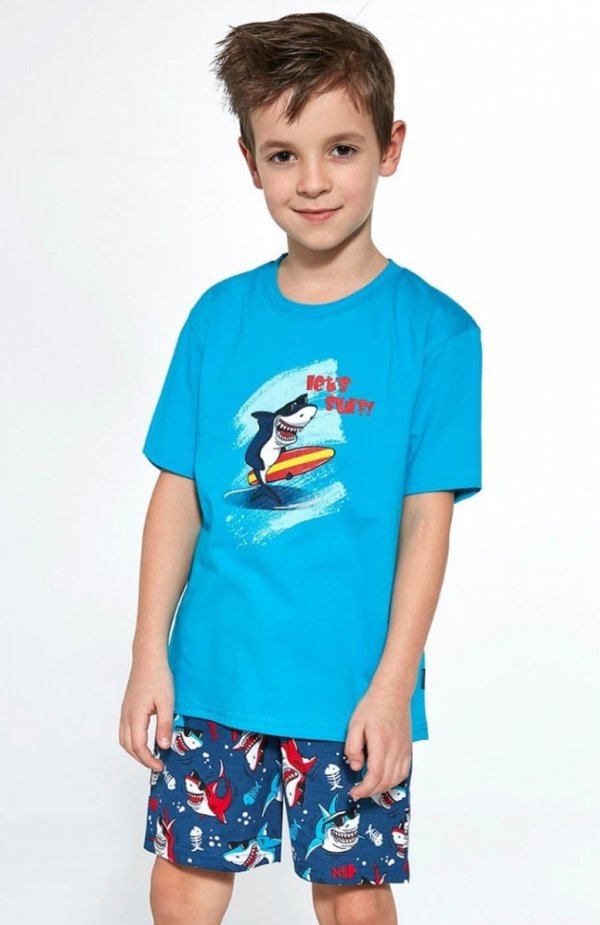 Cornette Kids Boy 789/90 Shark piżama
