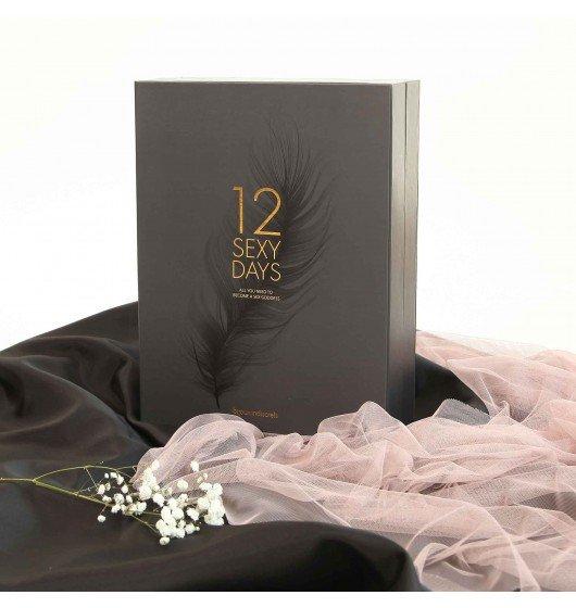 Bijoux Indiscrets 12 SEXY DAYS zestaw akcesoriów
