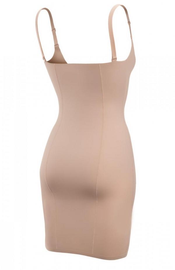 Julimex Shapewear 222 sukienka wyszczuplająca tył