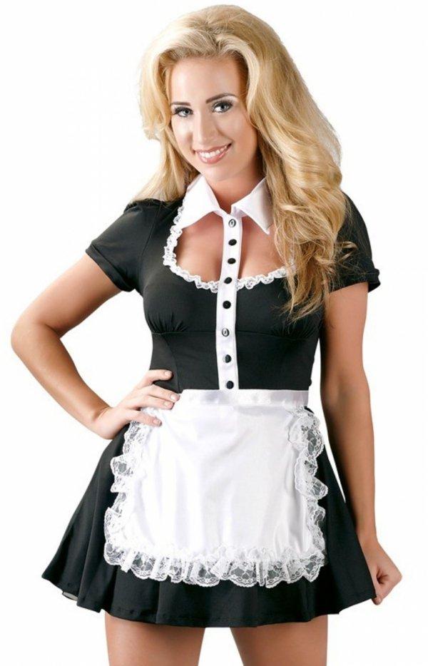 Cottelli Collection kostium kelnerki