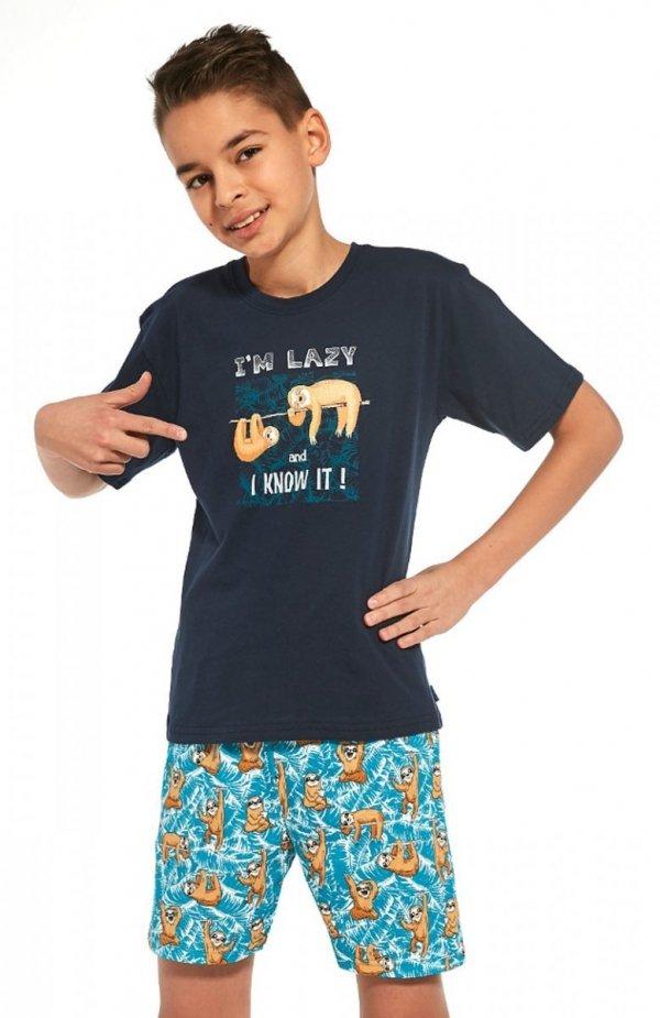 Cornette Kids Boy 789/75 I'm Lazy piżama