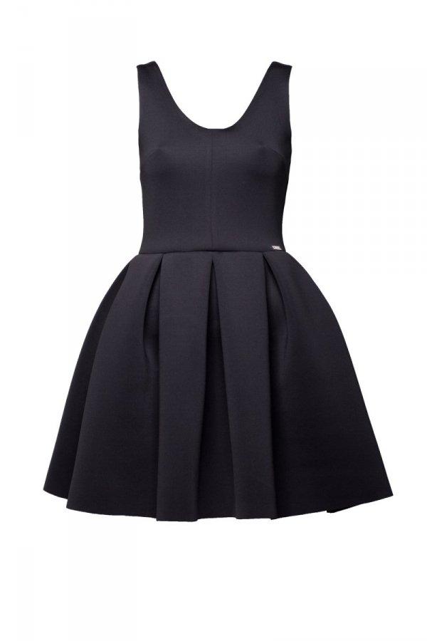 Figl M344 sukienka czarna