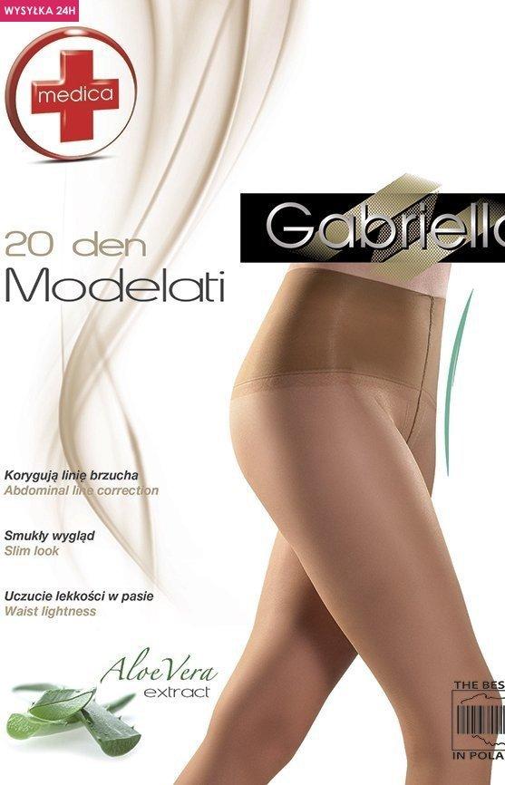 Gabriella Medica Modelati 20 DEN Code 170 rajstopy