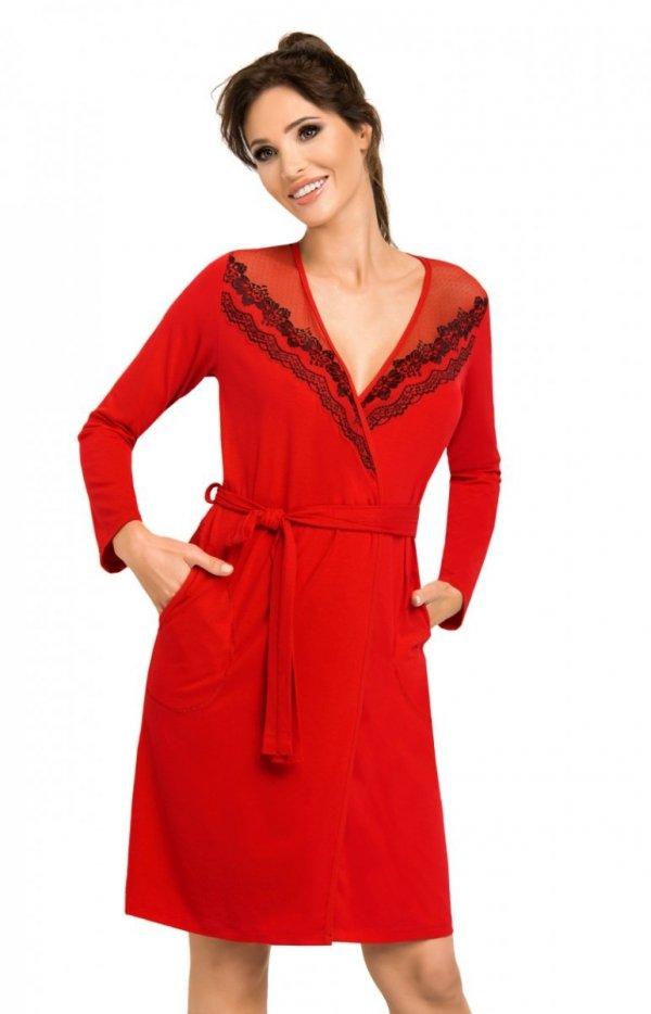 Donna Jasmine Red szlafrok