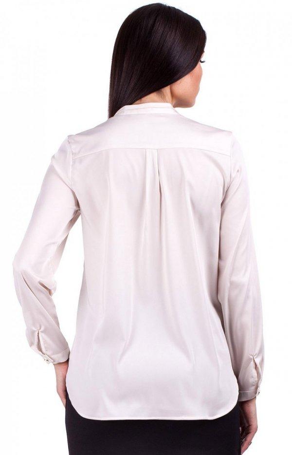Moe MOE063 koszula beżowa