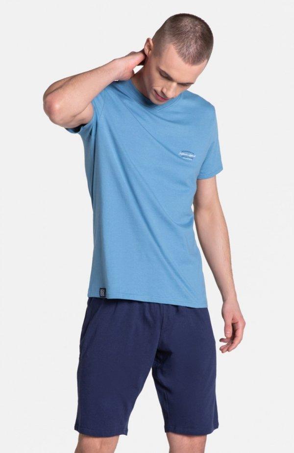 Henderson Duty 38881-95X  piżama niebiesko-granatowa