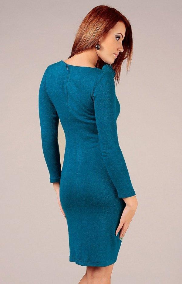 Vera Fashion Sara sukienka niebieska